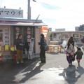 歩いて楽しめる「南三陸さんさん商店街」