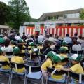 写真:日本平動物園でのスタートアップイベント