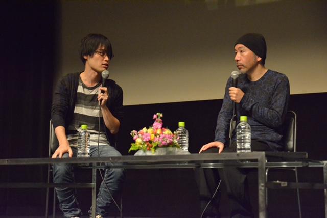 (左)荻上氏、(右)塚本氏