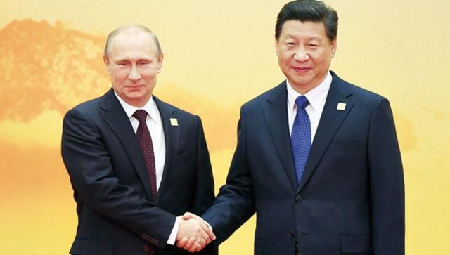 中国ロシア