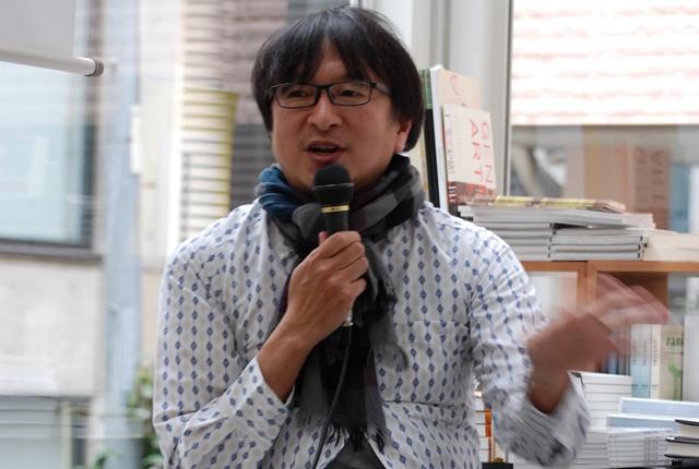 杉田敦さん