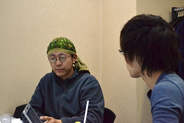 古口正康さん(38)