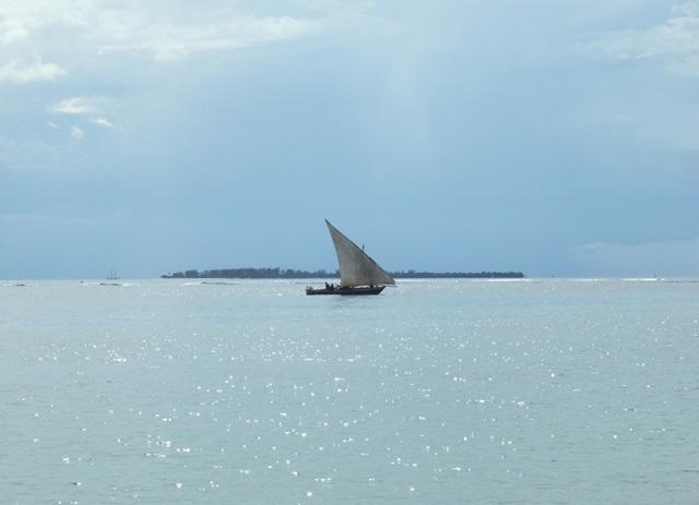 インド洋に浮かぶ島嶼地域ザンジバル