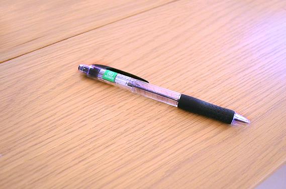 椛田ちひろさんのお気に入りのボールペン