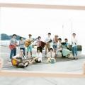 小豆島にて。劇団 ままごととその仲間たち。撮影:濱田英明