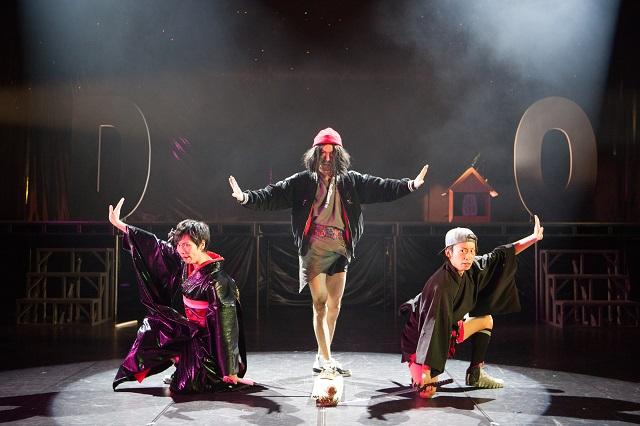 「三人吉三」舞台写真 撮影:鈴木竜一朗(日光堂)