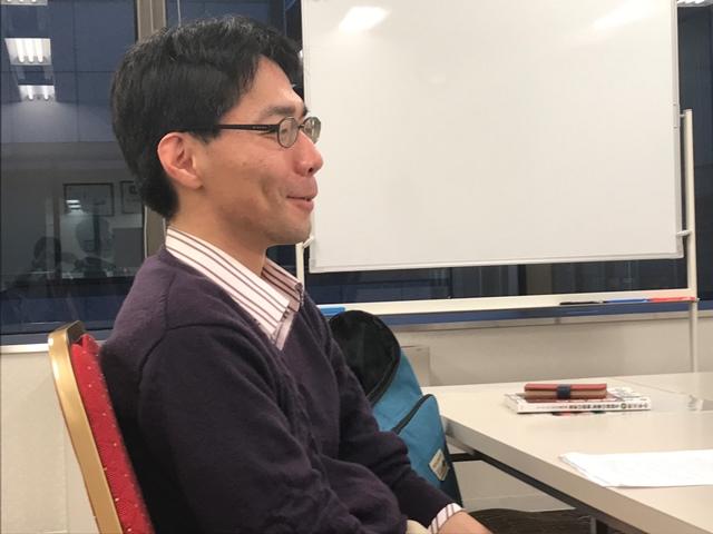 浅羽祐樹氏