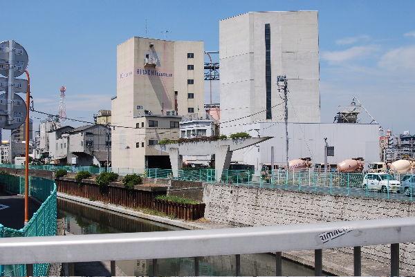 写真7 2007年当時の新タワー建設予定地