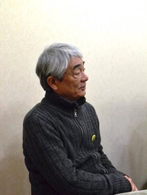 小林伸吉さん(64歳)