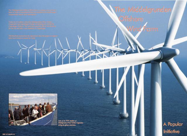 ミドルグルンデン市民風車