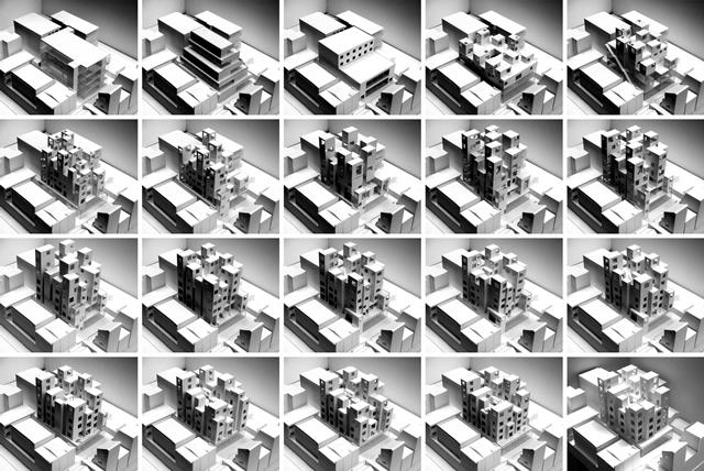 提供: 藤村龍至建築設計事務所