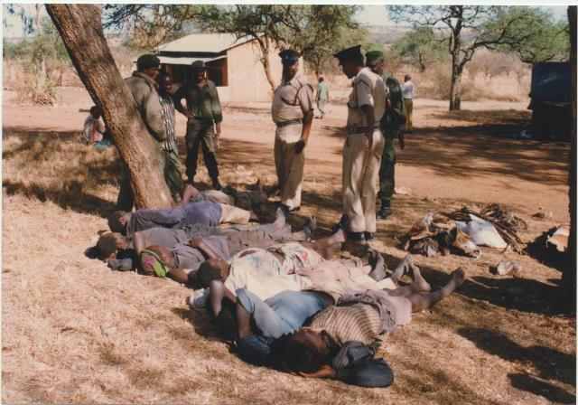 29逮捕された密猟者