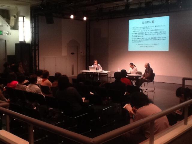 2013年9月28日に開催した、シンポジウム「震災とセクシュアリティ」上記のような点が議論された。
