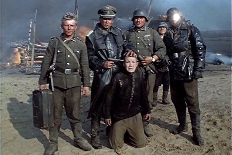 エレム・クリモフ監督の『炎628』(原題『来て、見て』、1985)