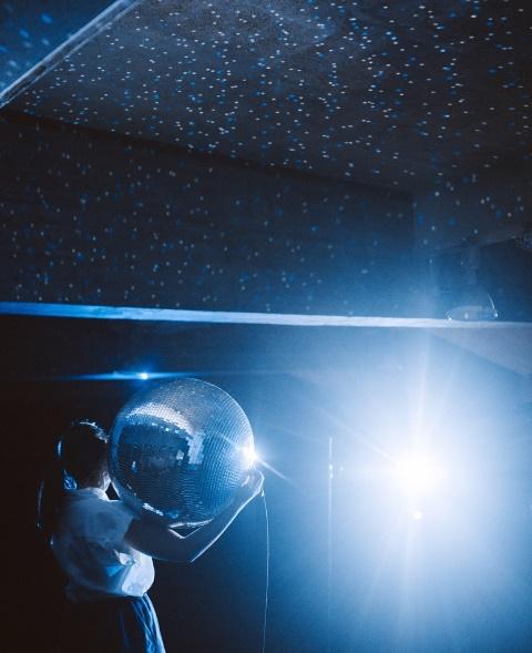 「わが星」(2015年公演)の一場面 撮影:濱田英明