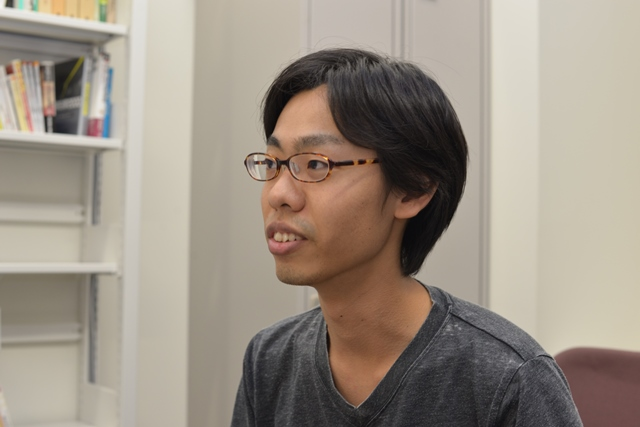 渡辺寛人氏