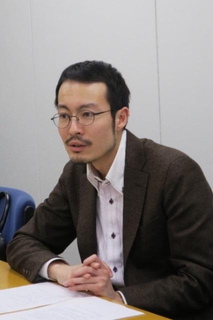 白鳥潤一郎・立教大学法学部助教